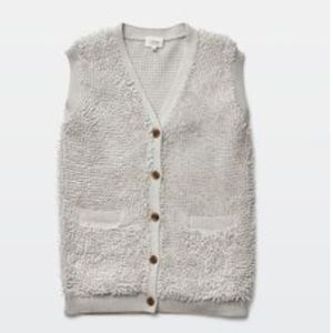 WILFRED Audy Wool Sweater Vest